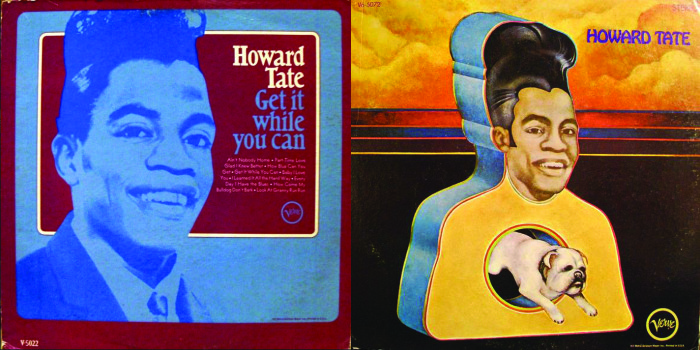 The original cover (left) and the psychedelic reissue for the kids